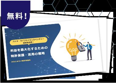 表紙 利益を最大化するための特許保護・活用の戦略
